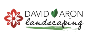 David and Aron Landscaping Logo