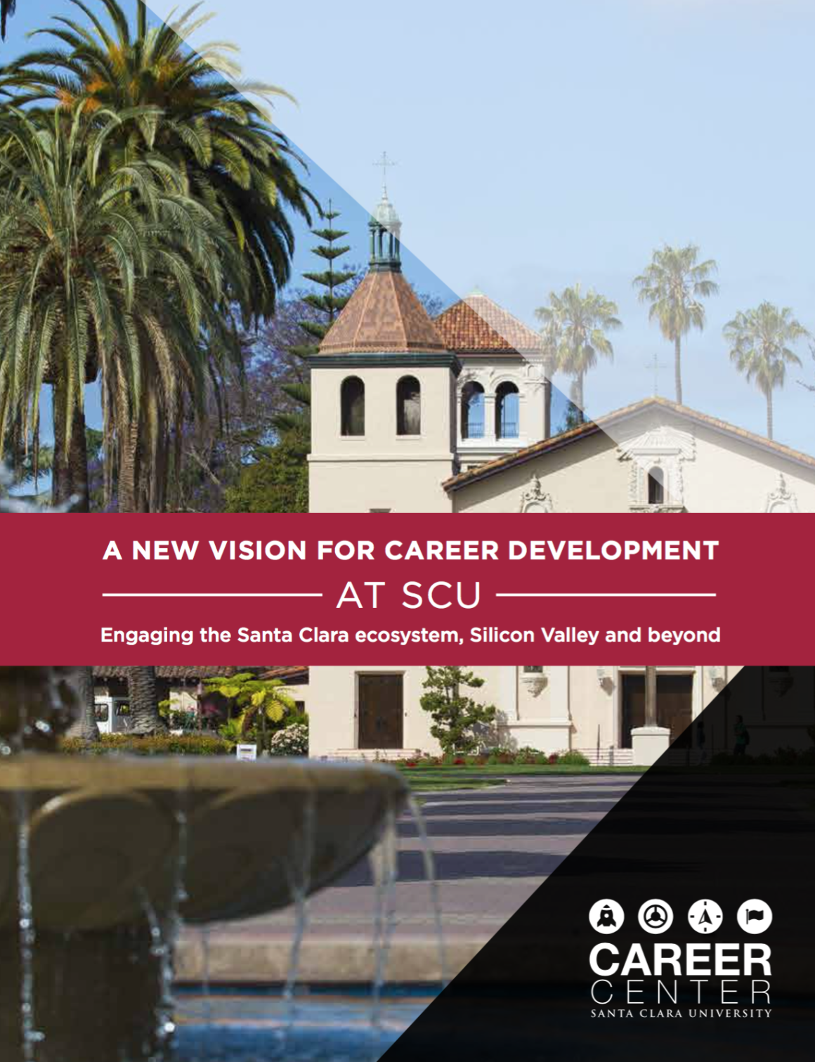 Picture of the New Vision PDF - PDF of A New Vision for Career Development Link to file