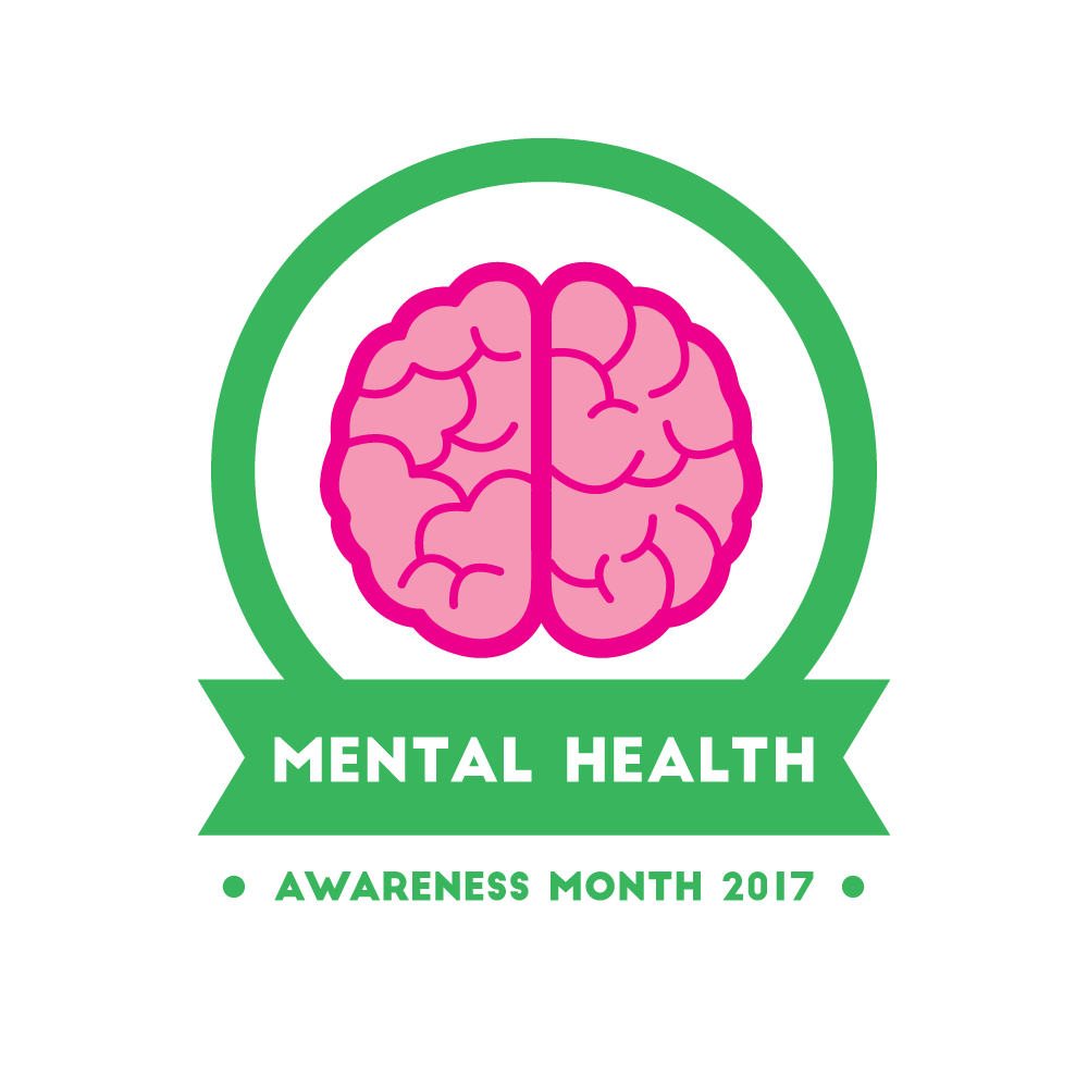 Mental Health Awareness Month image cap
