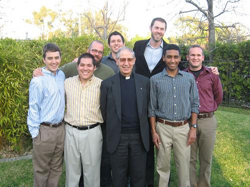 Group of Jesuits