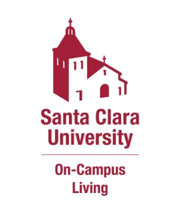 Scu Calendar 2021 On Campus Living   Santa Clara University