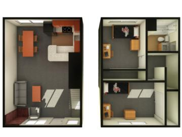Park Avenue Apartments Layout