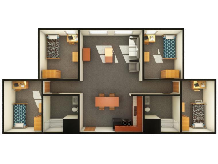 Sobrato Apartment