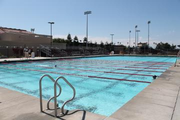 Sullivan Aquatic Center at Santa Clara University