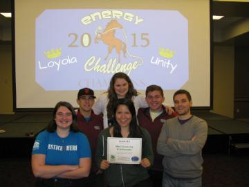 Winners from the Energy Challenge 2015