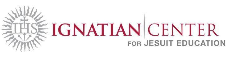 Ignatian Center for Jesuit Education logo cropped