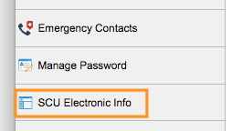 SCU Electronic Information