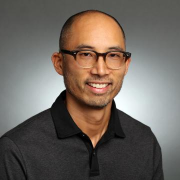 Professional photograph of Dean Ku
