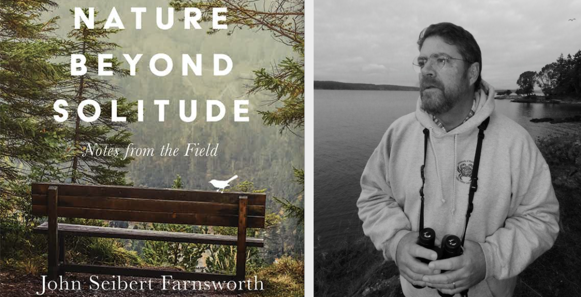 Nature book and author John S. Farnsworth
