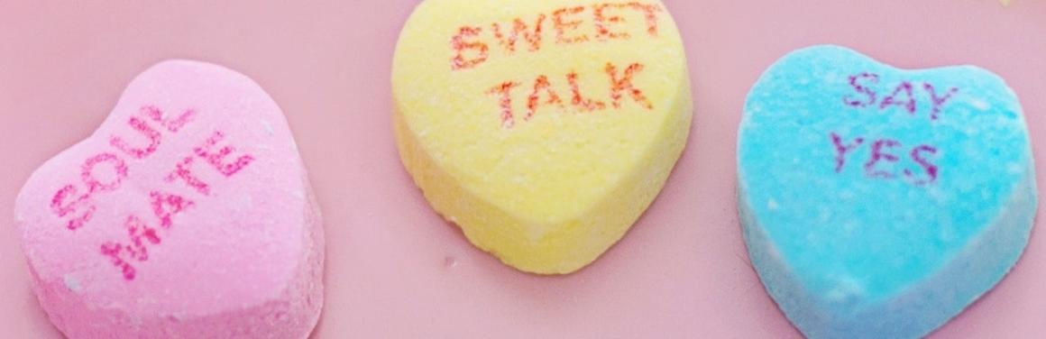 Photo of conversations Valentine's Day candies