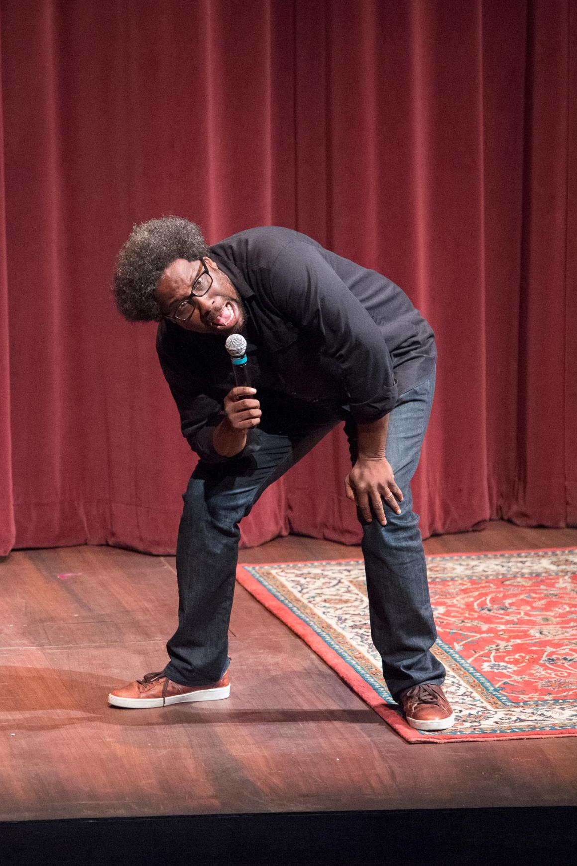 Kamau Bell Reception & Performance
