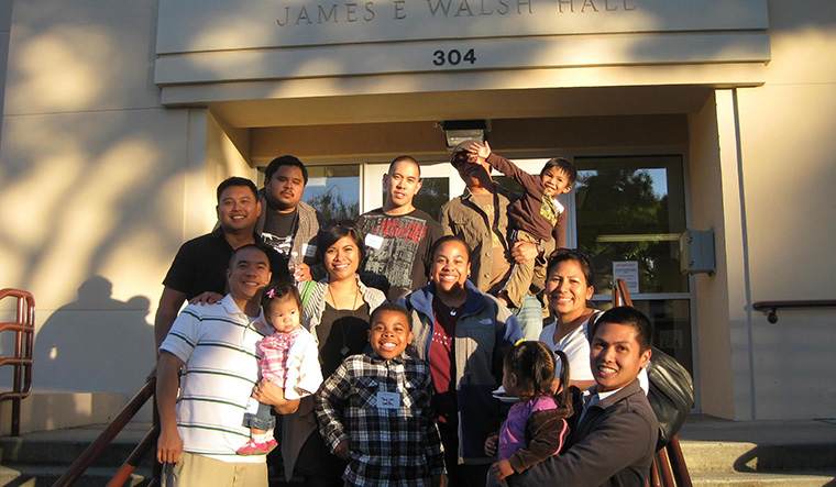 Asian Pacific Islander Alumni Group Photo Album