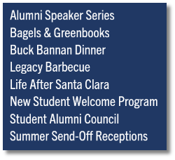Student events and programs