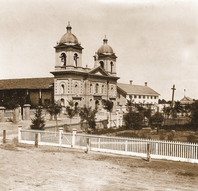 Mission Church late 1800s