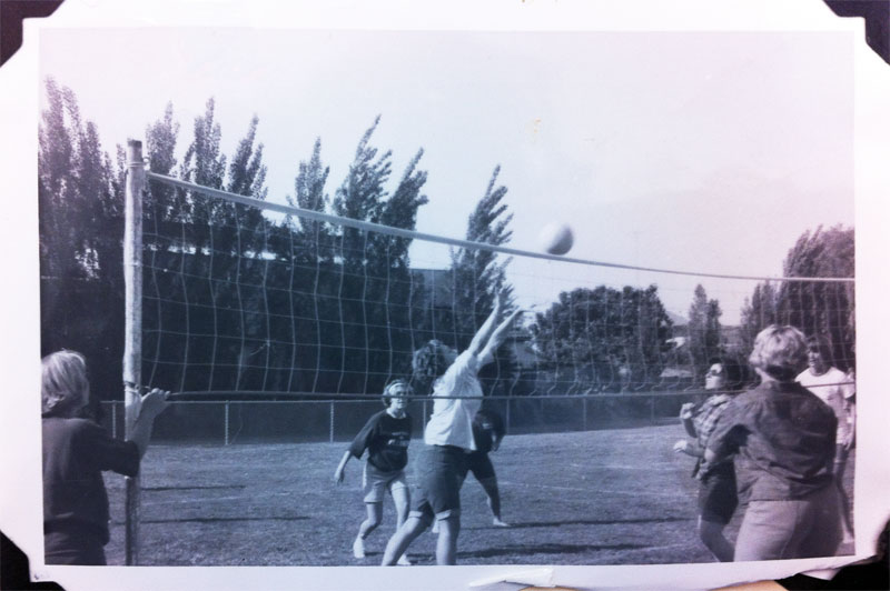 Image - 1964 Volleyball