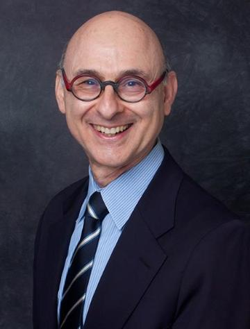 Finance Professor Hersh Shefrin Head Shot