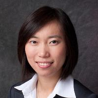 Finance Professor Ye Cai Head Shot