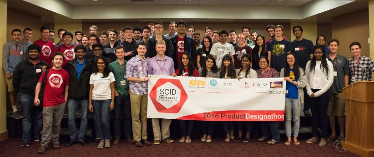 2016 SCID Designathon Photo image link to story