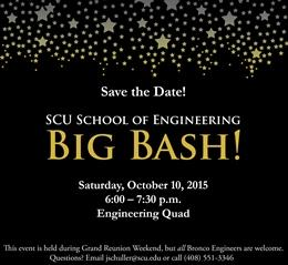 2015 Bash Save the Date