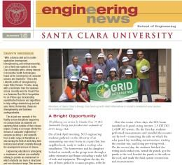 SCU eNews Summer 2015