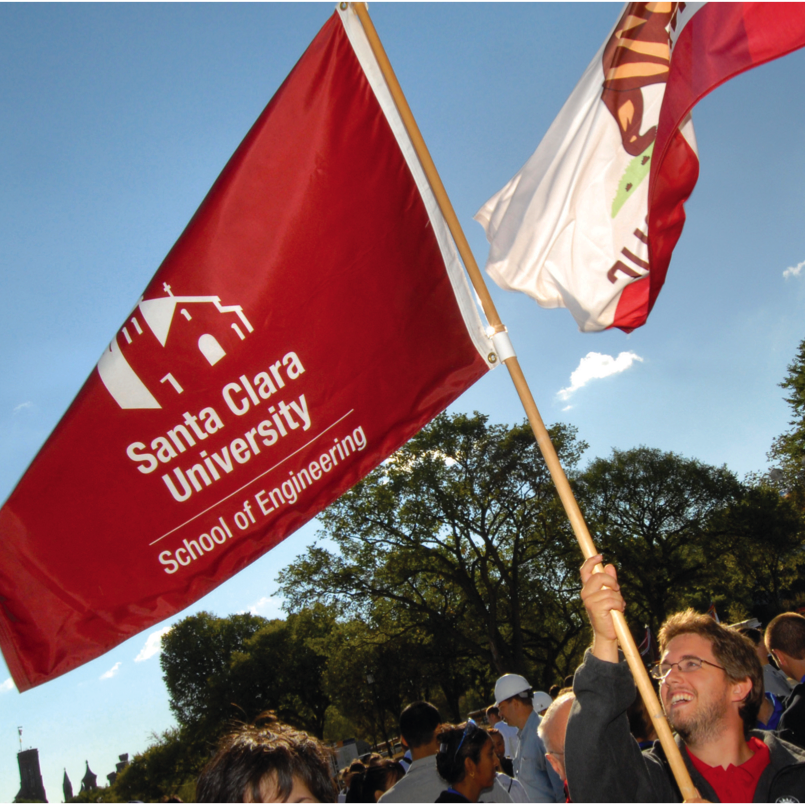 School of Engineering Flag