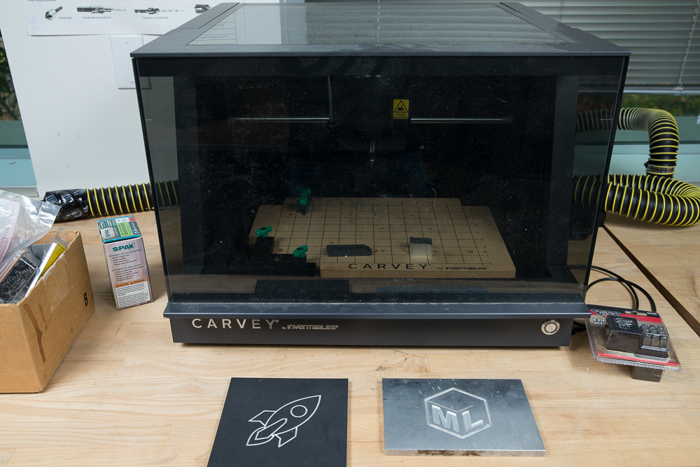 Specialty Tools Carvey CNC Mill