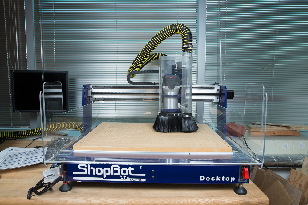 Specialty Tools Image 11 ShopBot Table Router