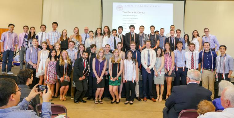 2017 Senior Engineering Awards and Honors Convocation