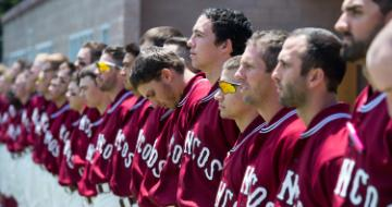 SCU baseball team