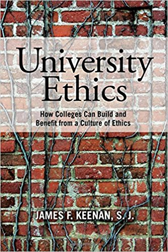 University Ethics book cover